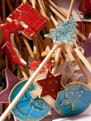 ozdoby świąteczne ceramika blog