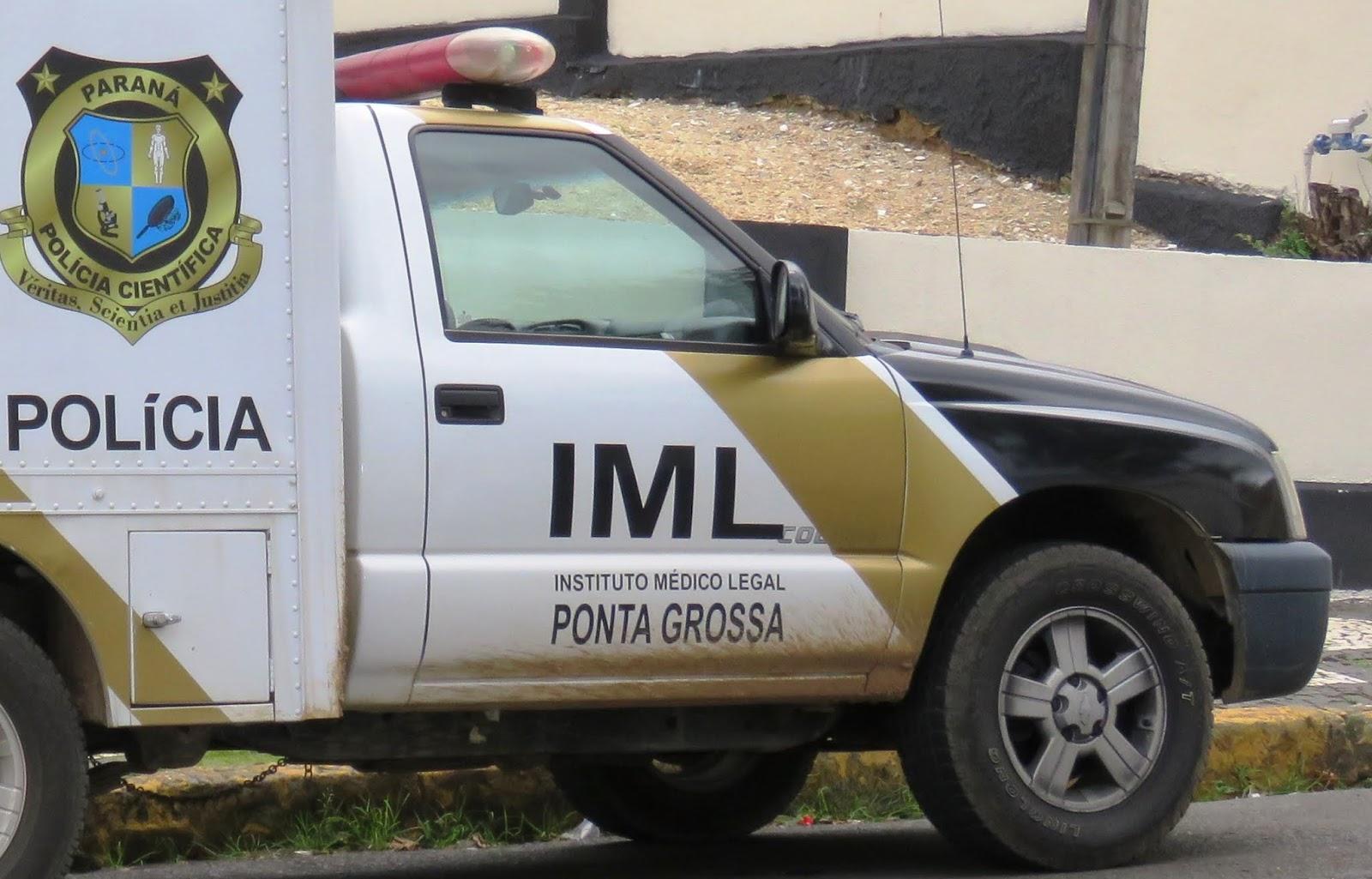 Trabalhador morre em acidente com máquina agrícola na zona rural de Castro