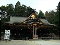 ศาลเจ้าโอซากิฮาจิมัง (Osaki Hachiman Shrine)