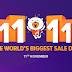 Daraz organizing the biggest Sales Day On November 11 In Pakistan : Exciting offers and discounts in galore