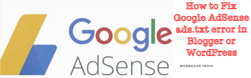 How to fix missing ads.txt file notification in AdSense - 2021