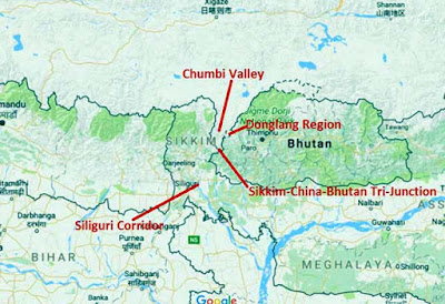 china darjeeling doklam tangle