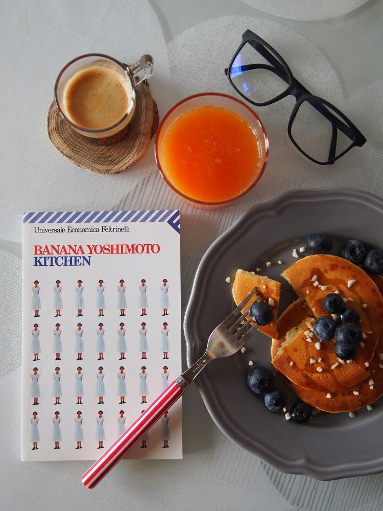 Book: Kitchen di Banana Yoshimoto il libro a cui devo tutto