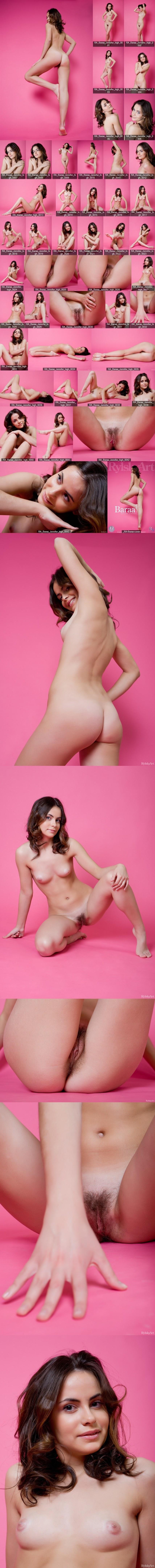 rylskyart  2014-06-05 jennifer - baraa  x43  2800x4200 sexy girls image jav
