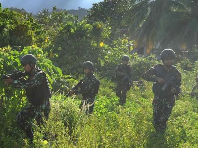 TNI vs polisi