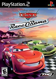 Disney-Pixar Cars - Race-O-Rama (USA)