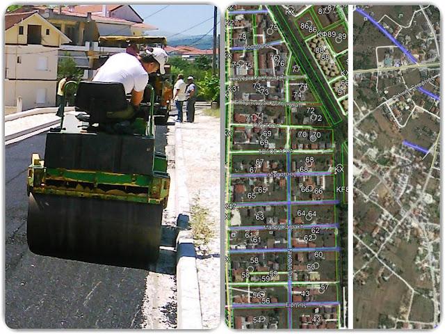 Γιάννενα: Σε εξέλιξη ένα ολοκληρωμένο σχέδιο αναβάθμισης υποδομών σε περιοχές του Δήμου Ιωαννιτών