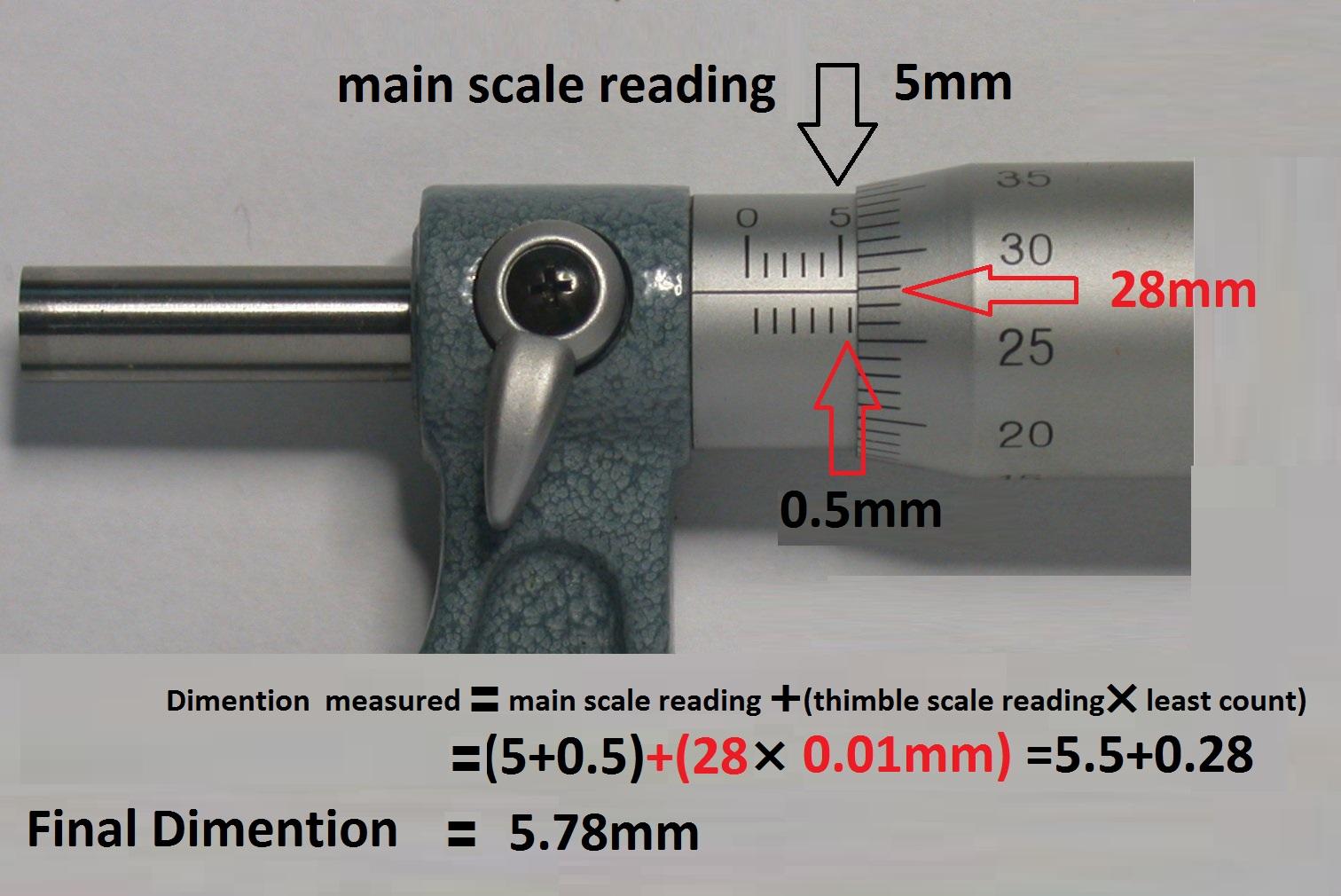 Vernier Caliper और micrometer क्या होता है - Dear Hindi