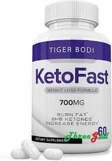 Benefits of Keto fast 700 mg Pills
