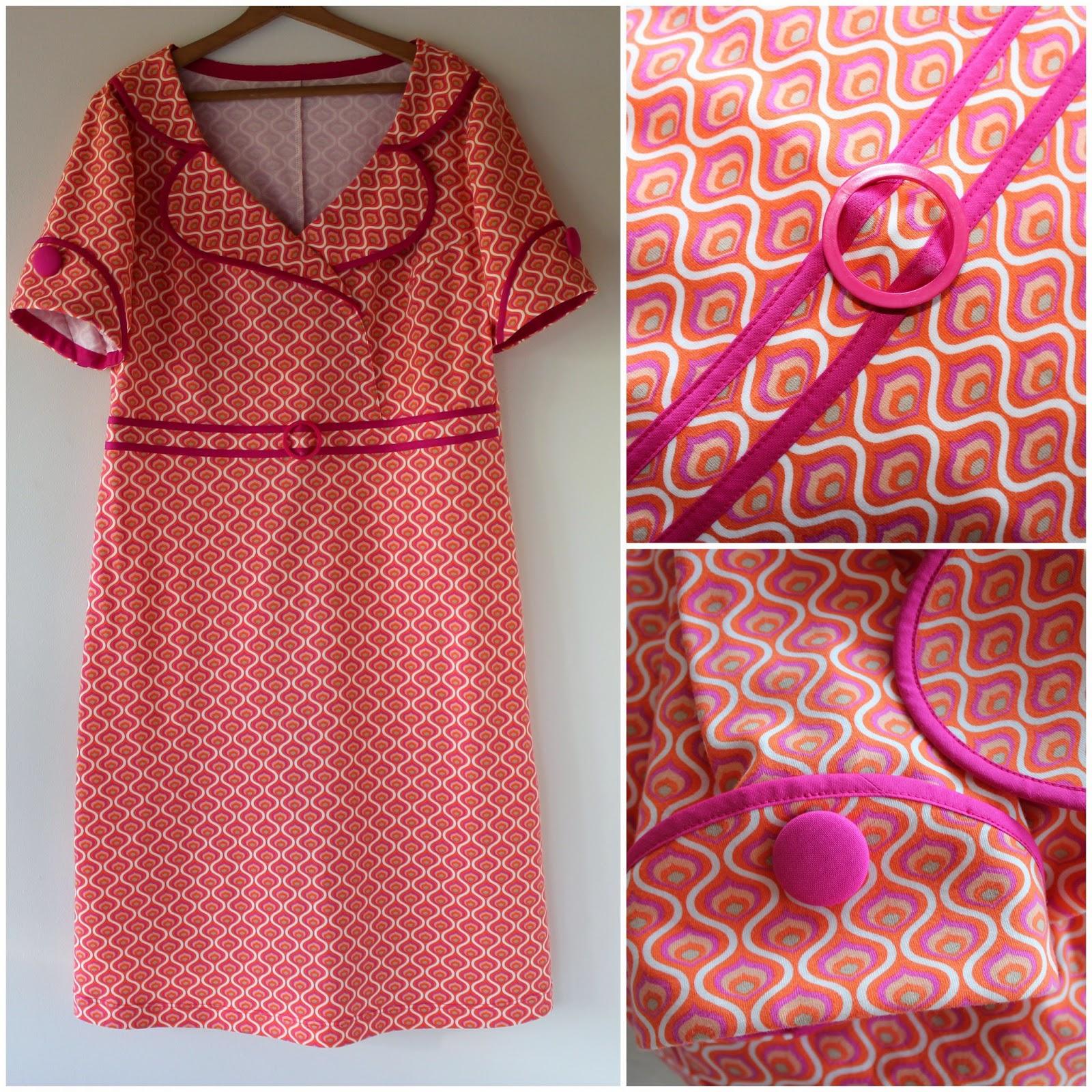443ee2280f0c Jeg har været igang med at sy kjoler i det lækreste bomulds jersey. Mønster  er det samme som til min national kjole