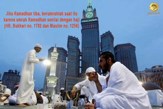 paket umroh ramadhan 2020 khazzanah tour