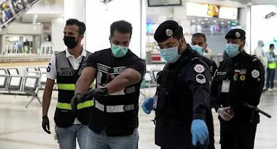 الداخلية الكويتية تدعو المواطنين إلى توخي الحذر
