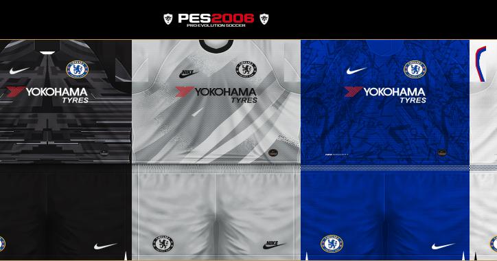 Chelsea FC - PES2006 - Season 2019/20