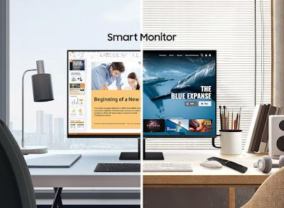 Samsung เปิดตัวสมาร์ทมอนิเตอร์ M5 และ M7 ตอบโจทย์ทุกไลฟ์สไตล์ของชีวิต