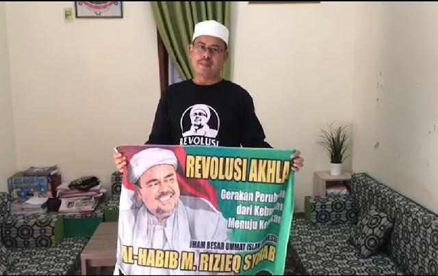 Aksi Pakai Kaos Habib Rizieq Akan Diramaikan di Sejumlah Tempat