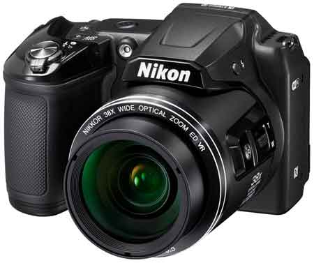 Nikon Coolpix L840 Digitalkamera