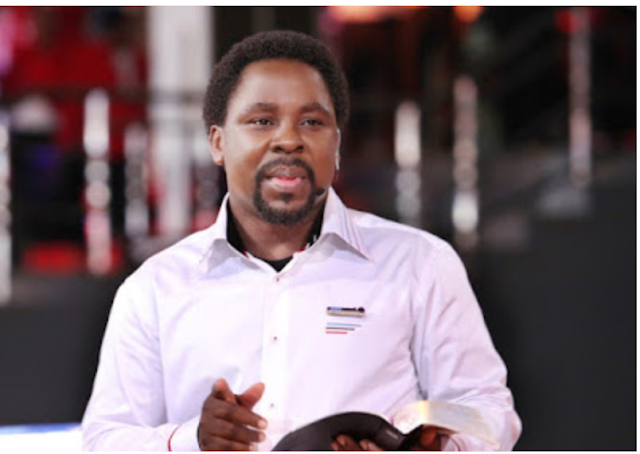 Check out TB Joshua's predicts on multiple challenges coming in 2021