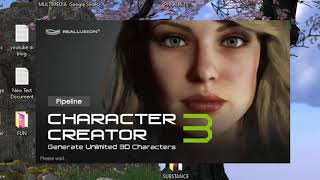 CHARACTER CREATOR 3.4 Pipeline Extension