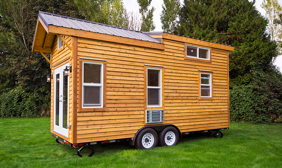 Tiny House Town The Napa Edition From Mint Tiny House Company