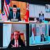 Gubernur Kepri Ikuti Acara IMT-GT CMGF ke 18 Tahun 2021
