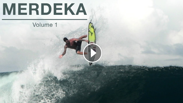 A Gabriel Medina Freesurf Clip Merdeka Volume I