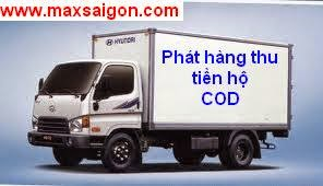 Chuyển phát nhanh Max sài gòn Dịch vụ phát hàng thu tiền COD