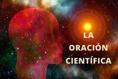 la oracion cientifica