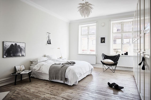 My scandinavian home a grey scale swedish apartment with a dreamy bedroom Apartments using pastel to create dreamy interiors