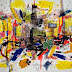 The Twisted Odyssey | Έκθεση του Κωνσταντίνου Πάτσιου στη BlenderGallery από 27 Μαρ / 15 - 07 Μαΐ 15