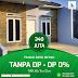 Jual Rumah TANPA DP, Bonus AC & Canopy, Legacy Residence Di Pinang Baris Medan