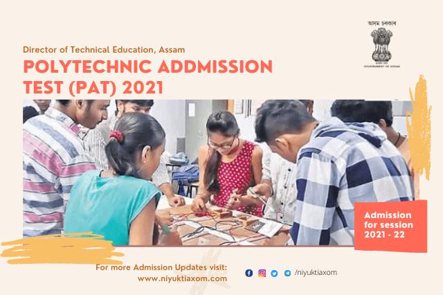 Polytechnic Admission Test 2021
