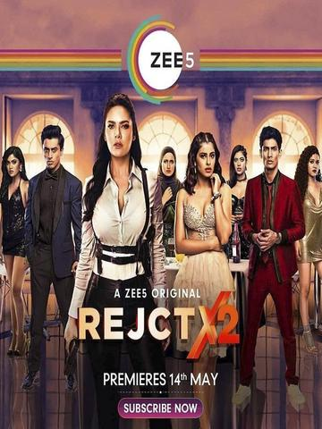 RejctX 2 2020 Zee5 Hindi S02 [Ep01-05] Web Series 480p HDRip x264 450MB