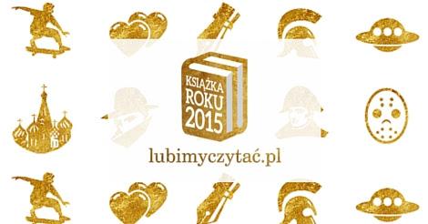 Plebiscyt Książka Roku portalu lubimyczytac.pl