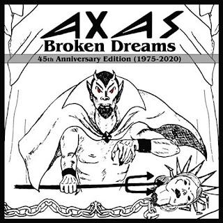 """Ο δίσκος των Axas """"Broken Dreams"""""""