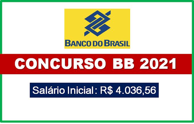 Últimos dias de Inscrições: Banco do Brasil tem concurso para 4.480 vagas de escriturários (Nível Médio). Salário de R$4.508,40