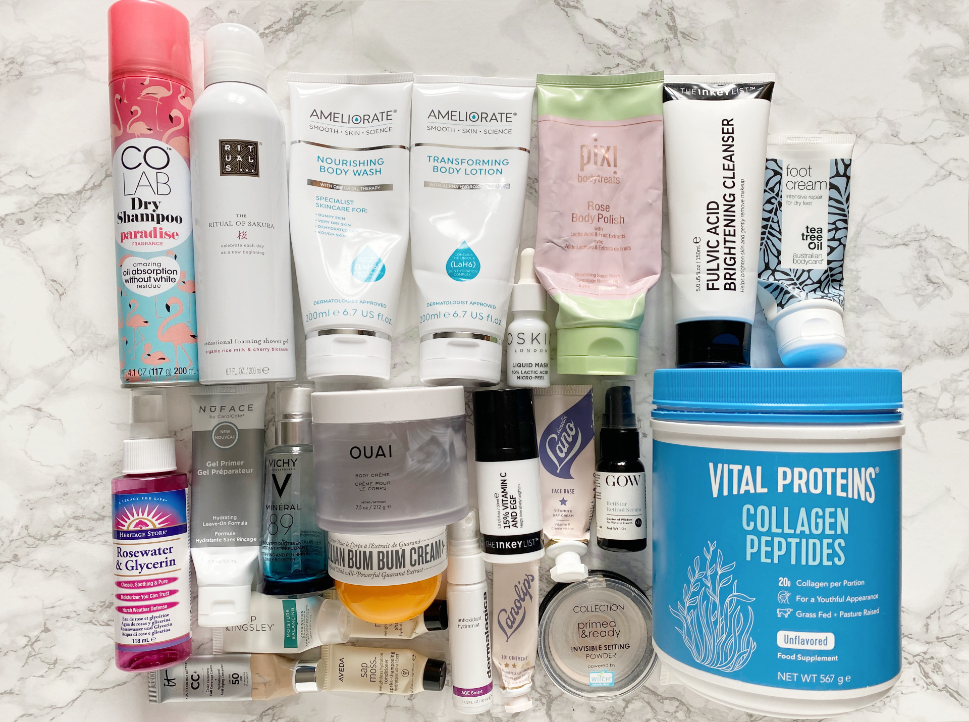 daniellesbeautyblog product empties and review