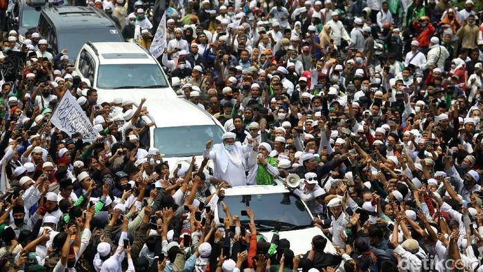 Habib Rizieq Pulang, KAMI Se Jawa Siap Koalisi Lawan Kezoliman