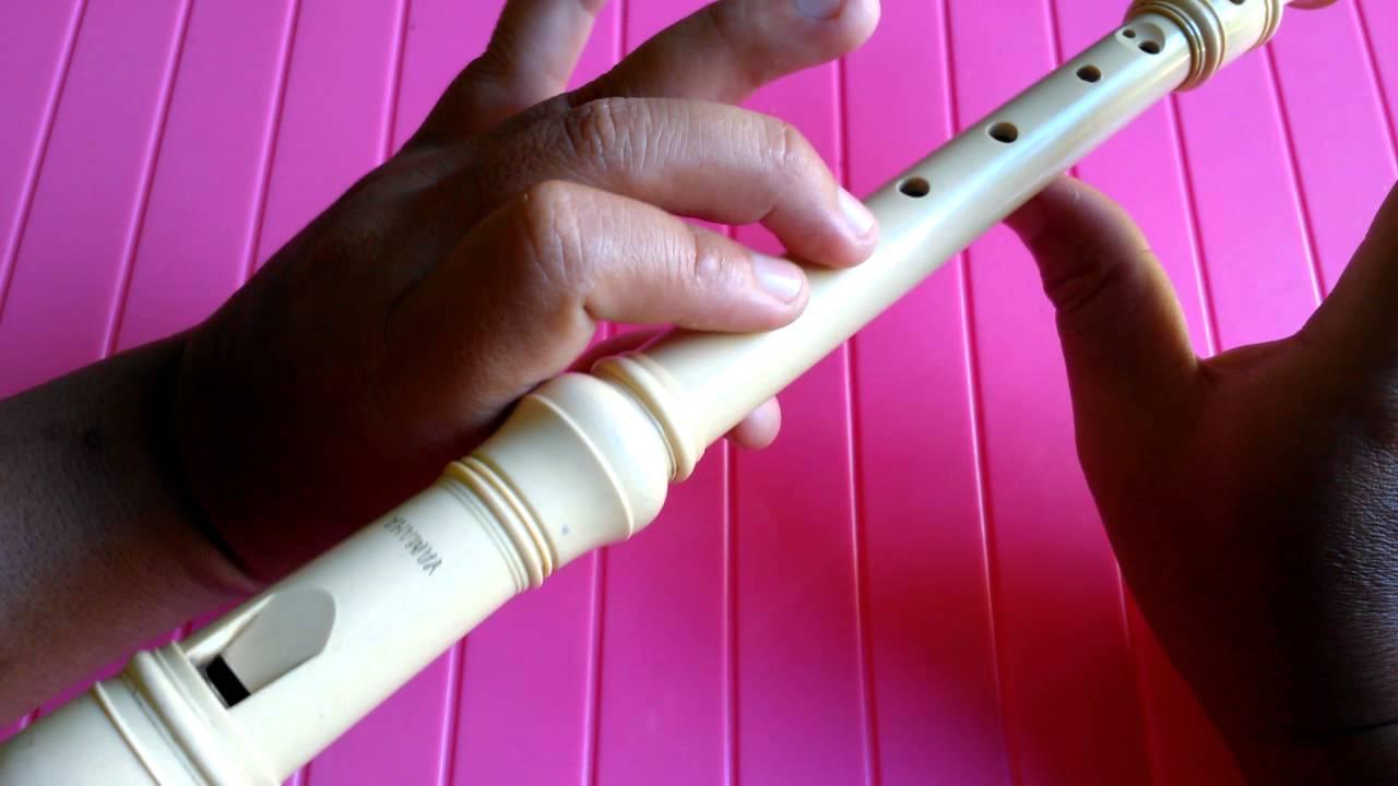 cara bermain seruling