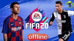 Download FIFA 20 Mobile Offline Mod APK with New Kits 2020