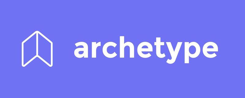 Archetype, personaliza tipografías para diseños web