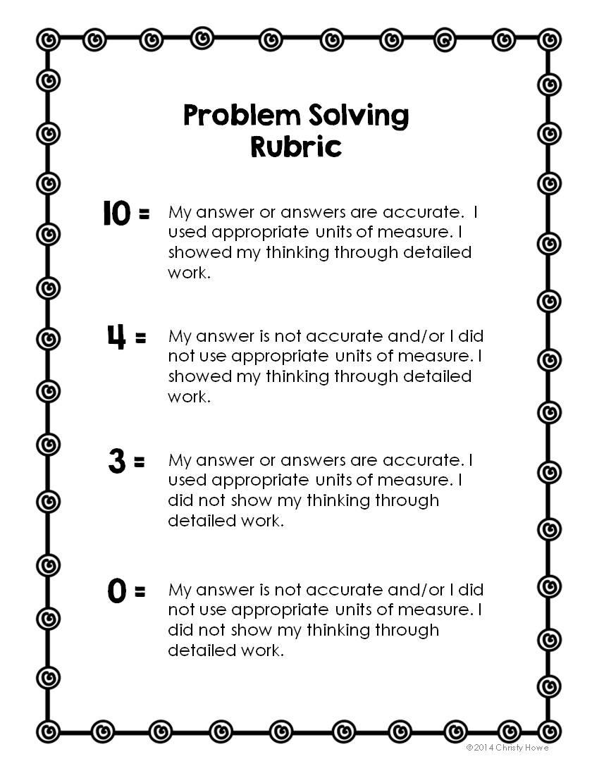 Free Worksheets kindergarten math problem solving worksheets : Math Quest - A Problem Solving Adventure - creative ...