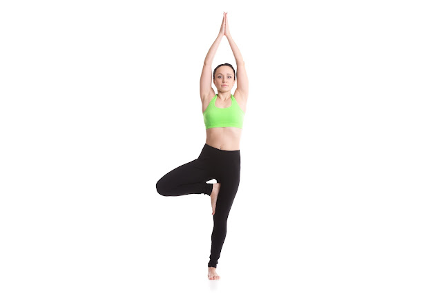 Tree Pose (Vrksasana) Yoga Steps and Benefits