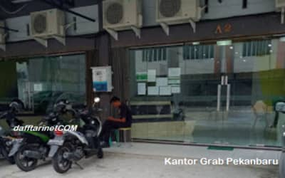 Pendaftaran Grab Riau Dan Alamat Kantornya