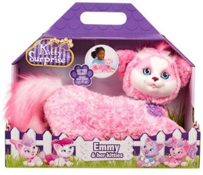 Кошка Эмми (Emmy Kitty Surprise)