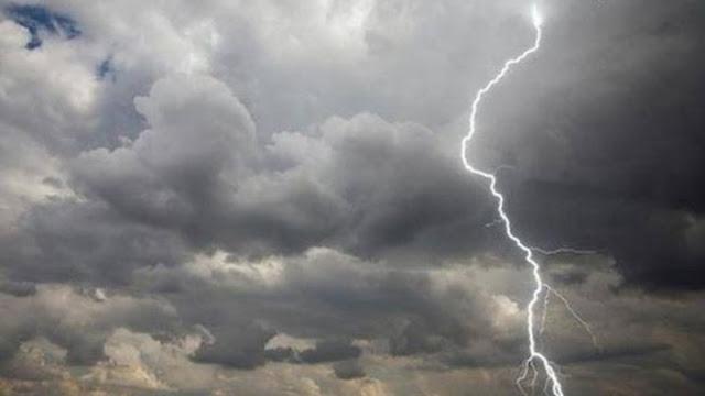 Καιρός: Έκτακτο δελτίο επιδείνωσης - Έρχονται καταιγίδες, χαλάζι και θυελλώδεις άνεμοι
