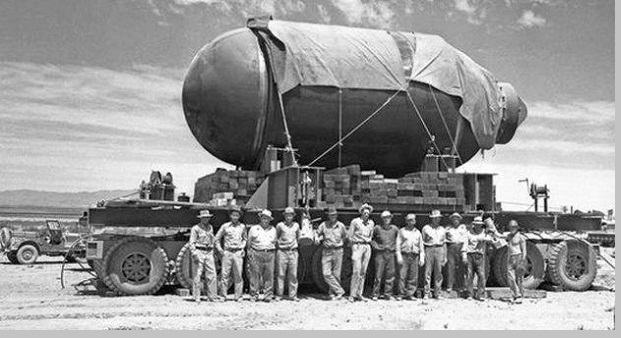 Proyek manhattan (Manhattan Project) - berbagaireviews.com