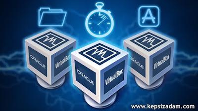 VirtualBox Son Sürüm indir 5.1.8 Sanal Makine Kurulum Programı