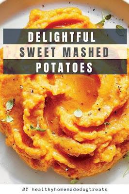 Delightful Sweet Mashed Potatoes
