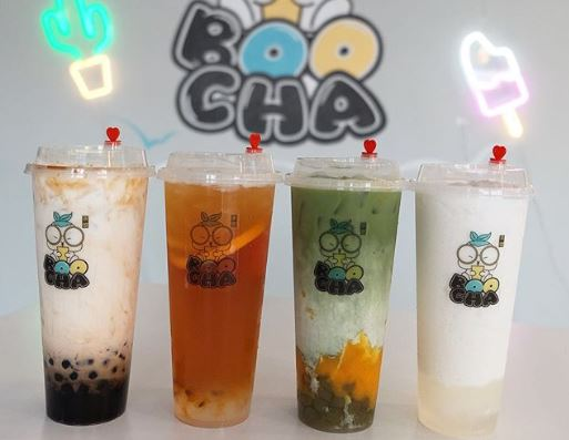 Nov. 16-17 | BooCha in Garden Grove offers BOGO FREE Drinks!