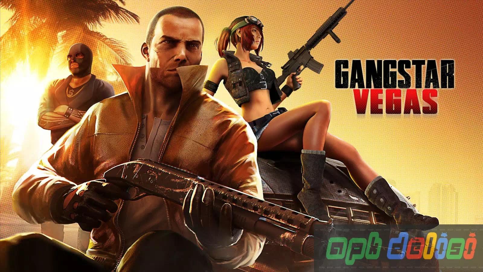 Vegas Gangsteri v4.5.0i MEGA MOD APK — MEGA HİLELİ